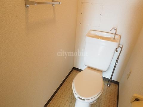 グリーンハイツ車返南>トイレ