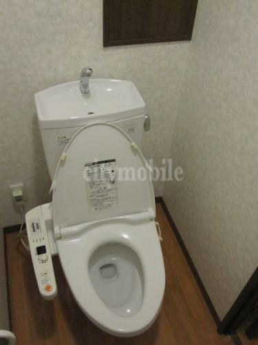 アヴニール深沢>トイレ