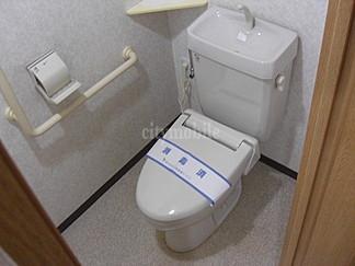 ラ・マージ石神井公園>トイレ