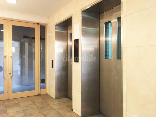 ブリリアントヨス>エレベーター