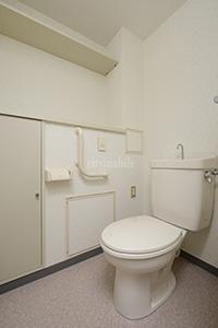 コーシャハイム下柚木三丁目>トイレ