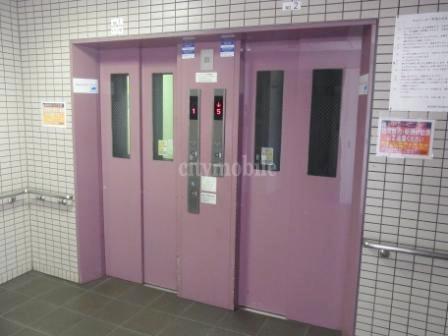 トミンハイム北砂一丁目>エレベーター