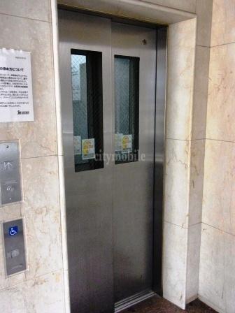 グレース・玄海>エレベーター