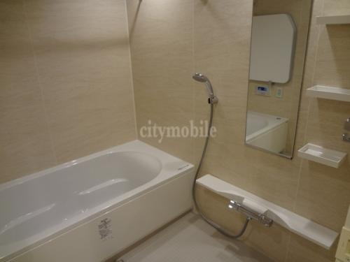 晴海アイランドトリトンスクエアビュータワー>浴室