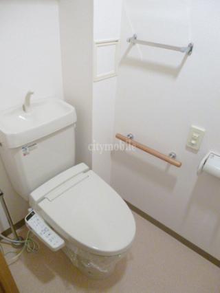 幕張ベイタウン パティオス20番街>トイレ