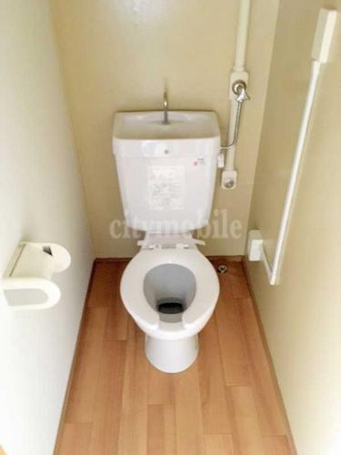 南葛西住宅>トイレ