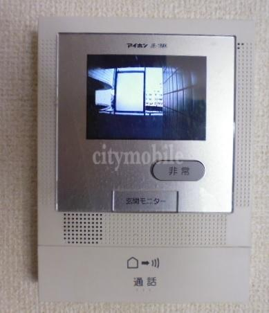 イーハトープ弐番館>モニター付インターフォン