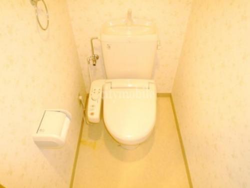 パーシモンフィールド>トイレ