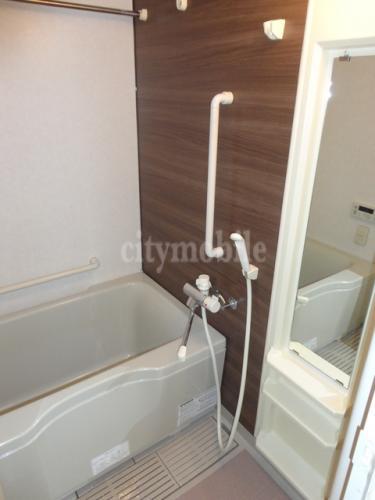 フラッツ南大泉>浴室