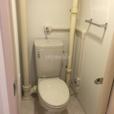 赤羽北二丁目団地>トイレ