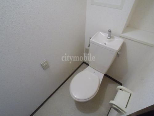 ベルウッド参番館>トイレ