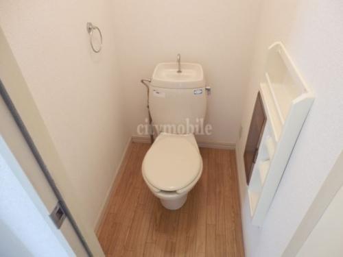 リヴェール武蔵野>トイレ