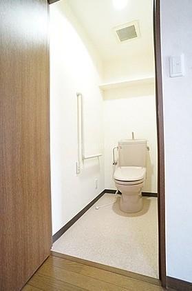 パークサイド業平>トイレ