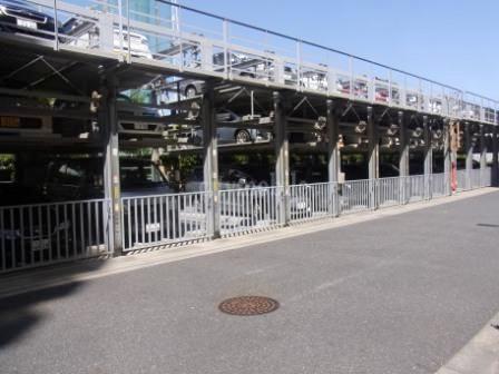 トミンハイム塩浜二丁目第2>駐車場