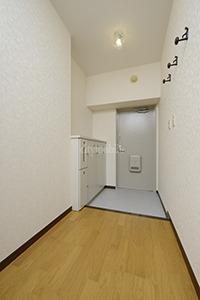 コーシャハイム下柚木三丁目>玄関