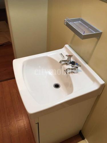 東葛西第一住宅>洗面台