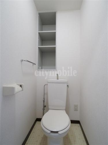 ハイネス北葛西>トイレ