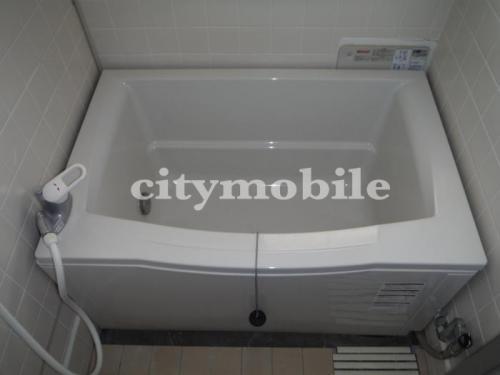 立川幸町団地>浴室