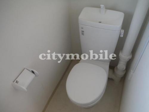 立川幸町団地>トイレ