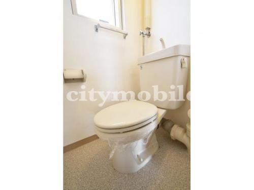 立川若葉町団地>トイレ