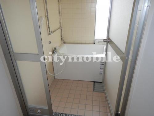 羽村団地>浴室