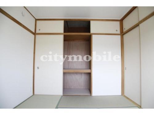 多摩ニュータウン 豊ヶ丘(グリーンメゾン豊ヶ丘-6)>和室収納