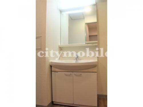 多摩ニュータウン 南大沢学園二番街>洗面台
