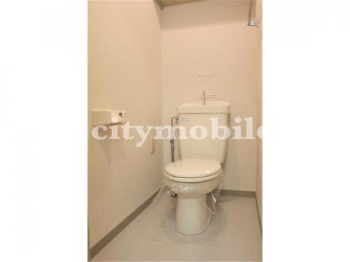 多摩ニュータウン 南大沢学園二番街>トイレ