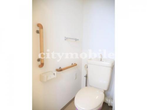 立川一番町東第二団地>トイレ