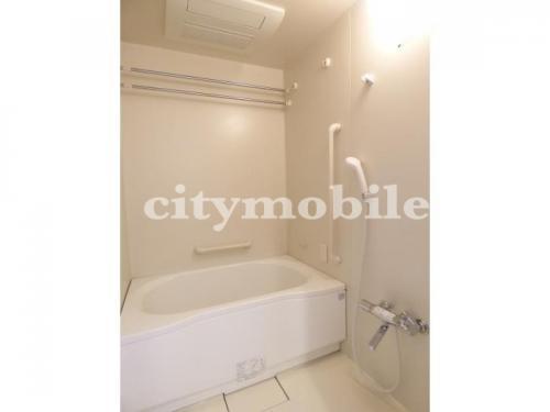 コンフォール草加>浴室