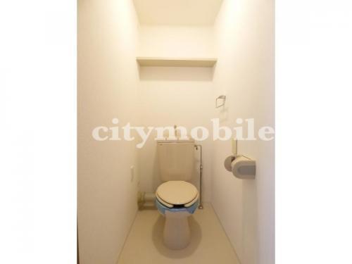 コンフォール草加>トイレ