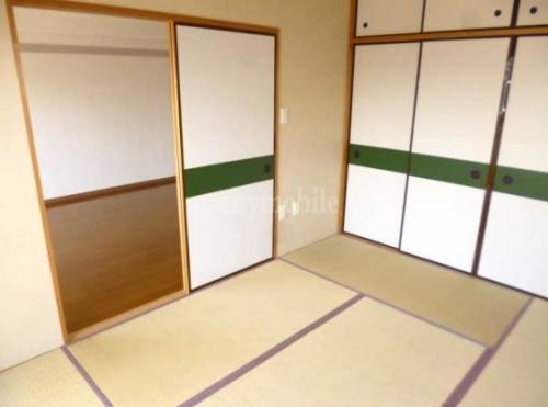 第二ミツルマンション>和室
