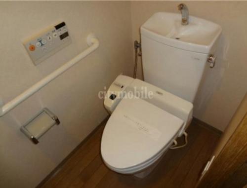 小日向マンション>トイレ