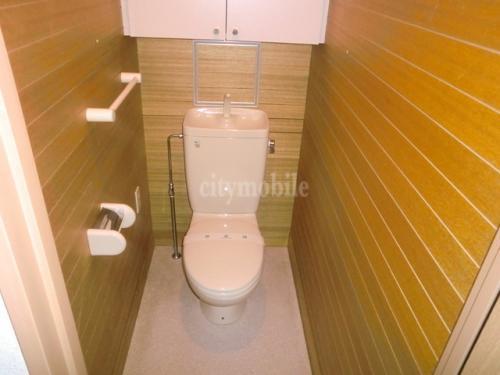 シティライツ>トイレ