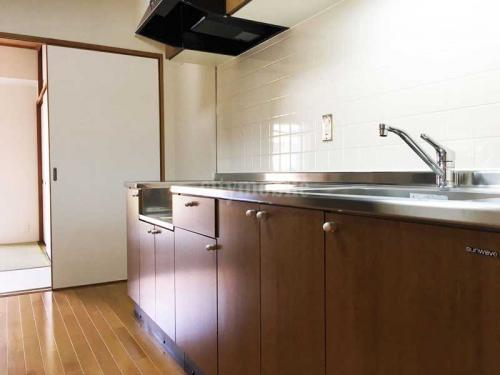 コーシャハイム南蒲田>キッチン