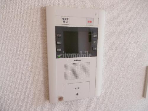 こもれび神田神保町>TVモニター付きインターホン