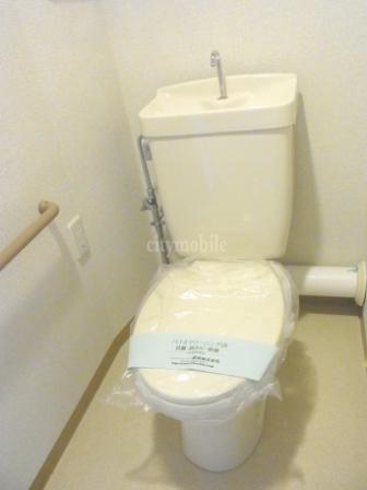 迦舎エール>トイレ