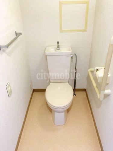 勝どきサンスクェア>トイレ