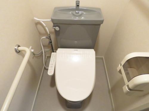 パルシティ成城>トイレ