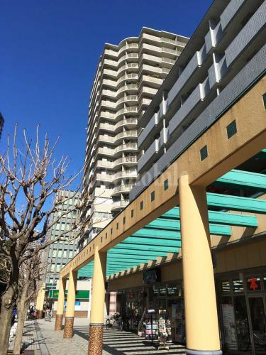 リバーシティ21新川>周辺環境
