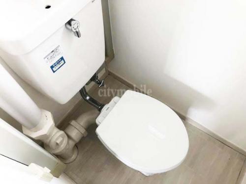 竹の塚第二団地>トイレ