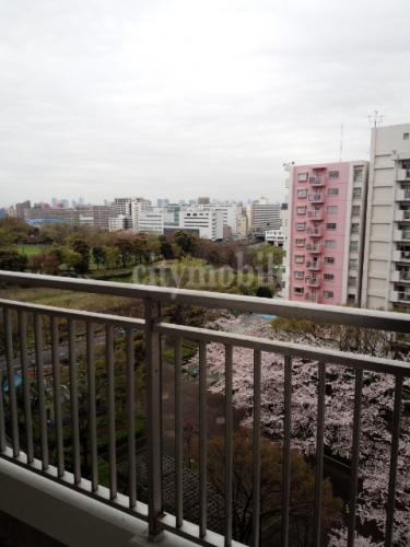 コーシャタワー小松川>眺望