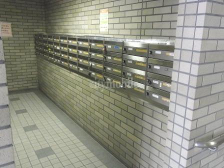 トミンハイム桂坂>メールボックス