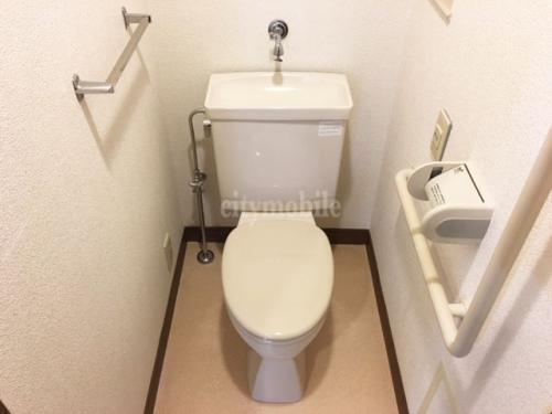 トミンハイム台場五番街>トイレ