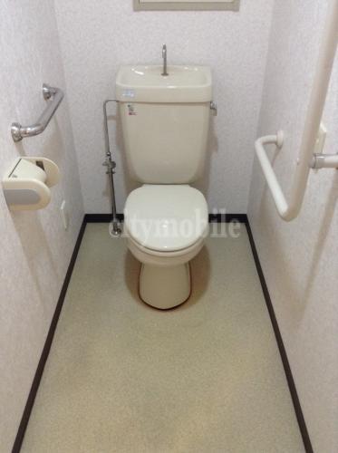 ソレイユ武蔵野>トイレ
