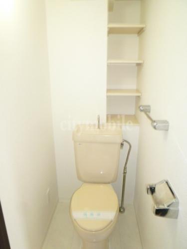 ファミーユ葛西>トイレ