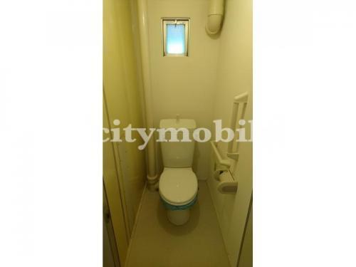若葉台団地>トイレ