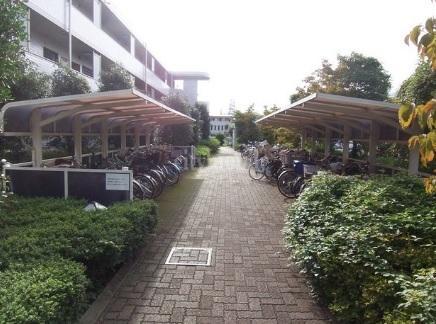 イーハトープ弐番館>駐輪場