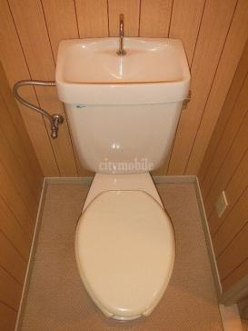 シャトーサンハイム>トイレ