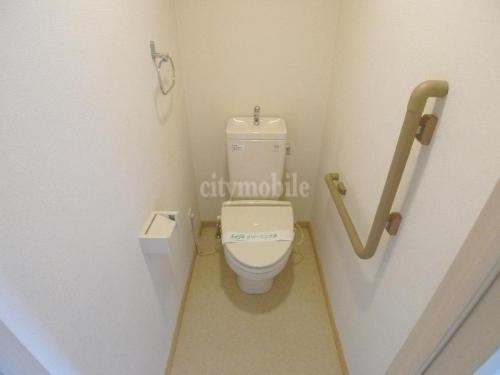 カーサ・ドルチェ>トイレ